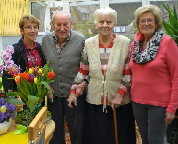 """Kelner Anna Maria und Josef """"Eiserne Hochzeit"""""""