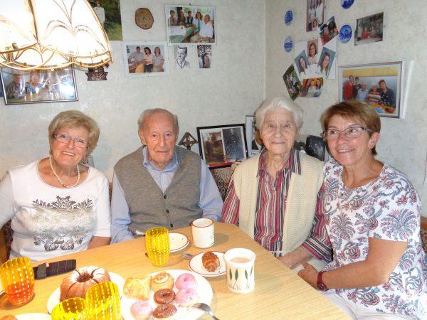Anna Maria Kelner 93 Jahre