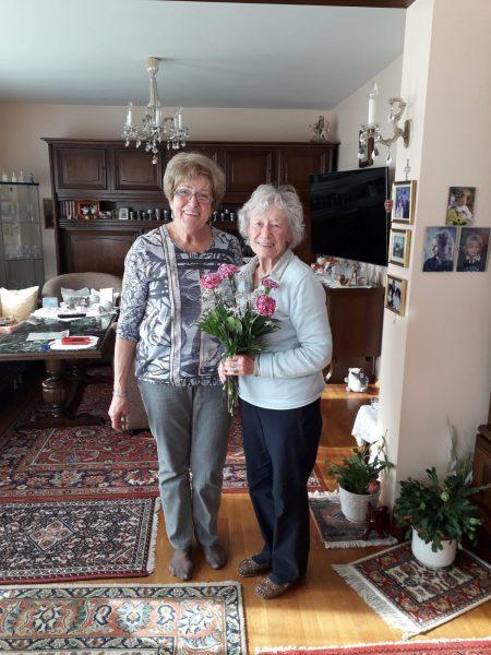 Seitz Elisabeth 92 Jahre