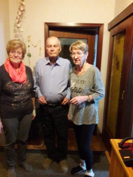 Josef Lackner 80 Jahre