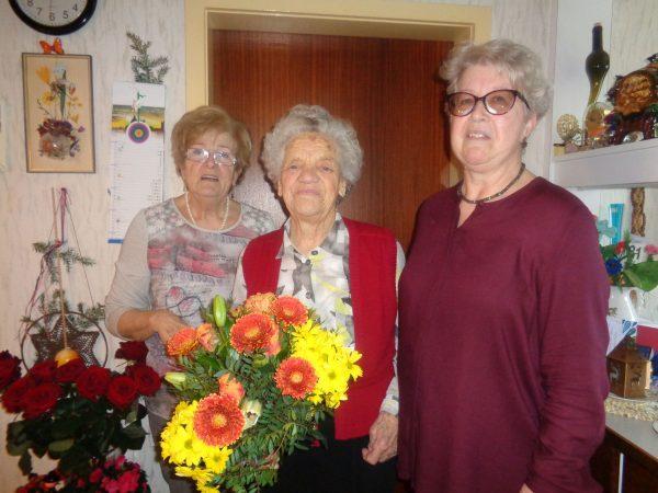 Brandner Christine 90 Jahre