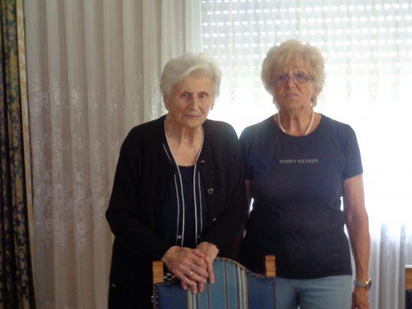 Schlacher Valerie 91 Jahre
