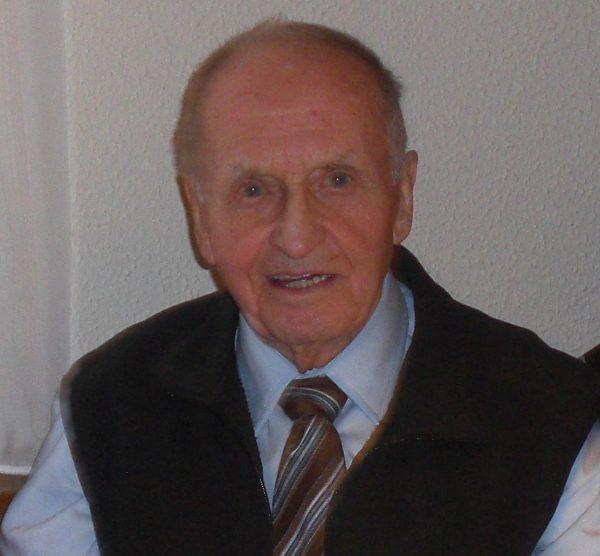 Ernst Felbinger 90 Jahre